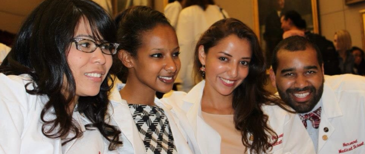 White Coat Day - Harvard Medical School